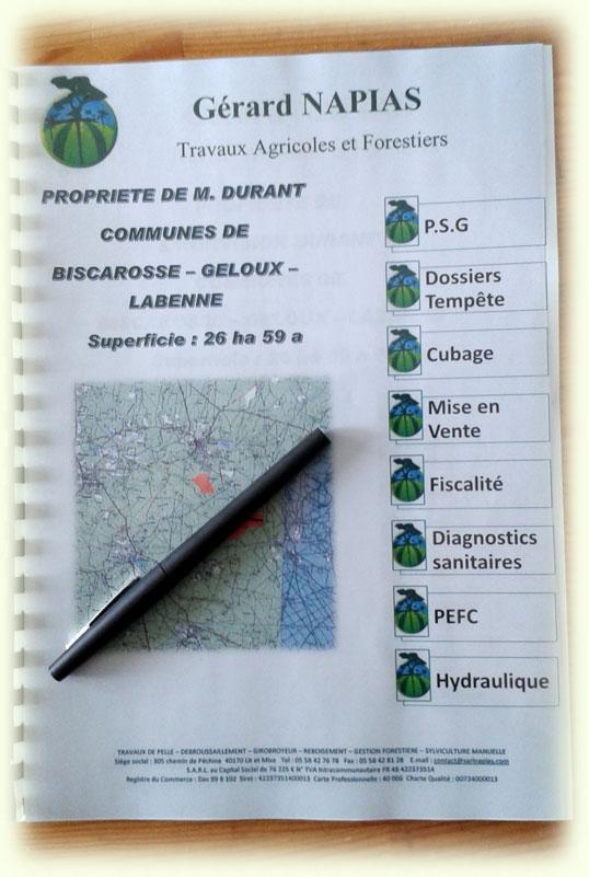 Aide Fiscalité, Dossier PEFC, Dossiers de subventionnement - Landes 40